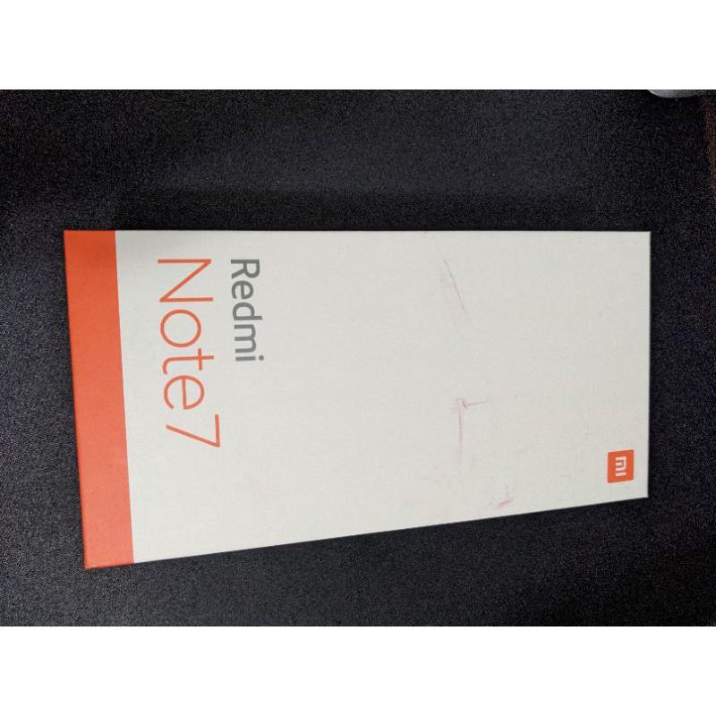 紅米Redmi Note7  二手空機 64G  寶可夢  備用機