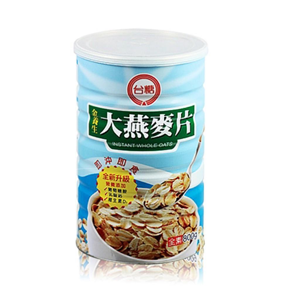 台糖 金養生大燕麥片 800g 大樹