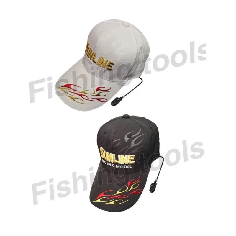 代購 20年新款SUNLINE桑賴防水防曬子透氣CP-3392 釣魚帽