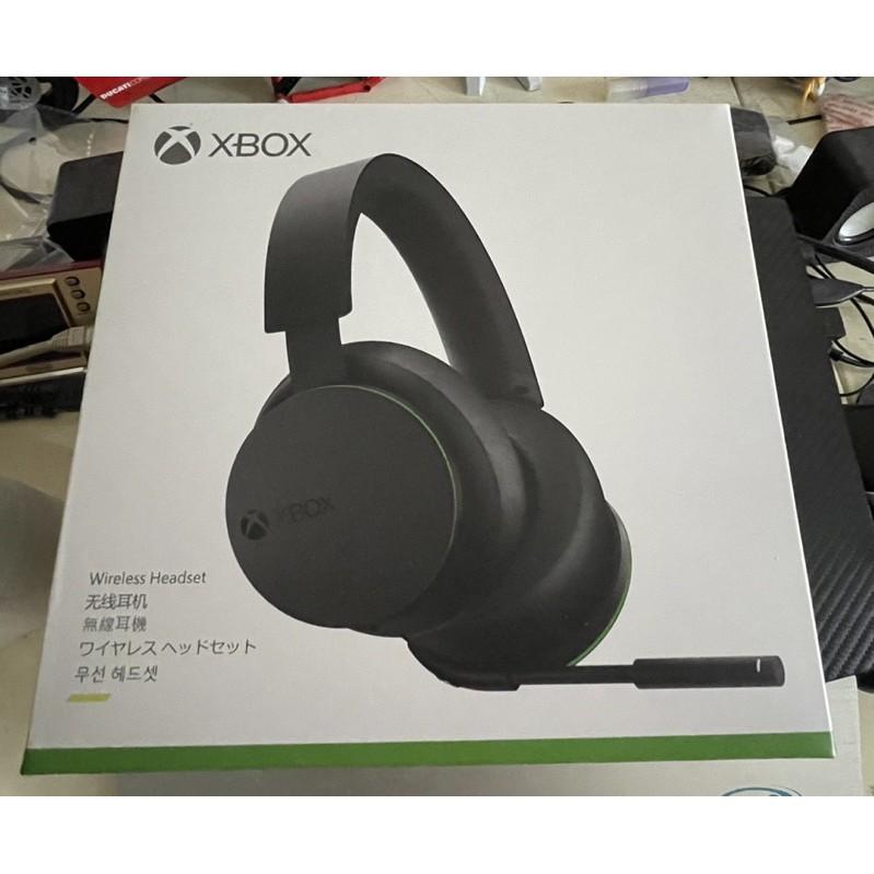 微軟原廠 XBOX無線耳機 XBOX ONE.XSX.XSS.Win10都可用