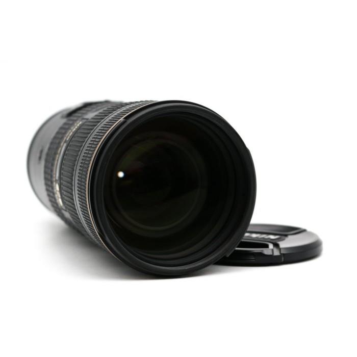 【高雄青蘋果3C】NIKON AF-S 70-200MM F2.8 G II ED VR 小黑六 二手鏡頭 #31888