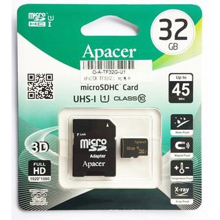 【Apacer 記憶卡】microSD 32GB 64GB 16GB microSDHC 手機.行車記錄器.平板皆適用 臺南市