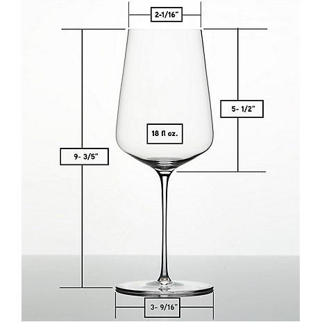 "【Zalto】DENK""ART系列之Universal通用奧地利無鉛水晶杯6入/箱(多種酒款皆可使用)"
