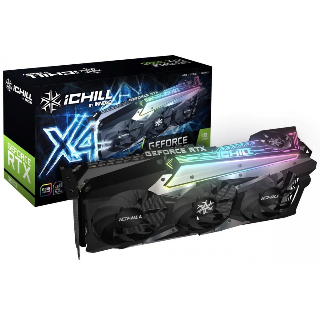【現貨】INNO3D GEFORCE RTX 3080 ICHILL X4