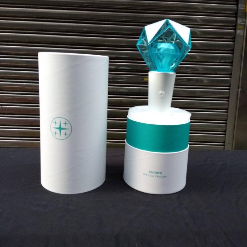SHINee 10週年官方手燈 鑽石燈