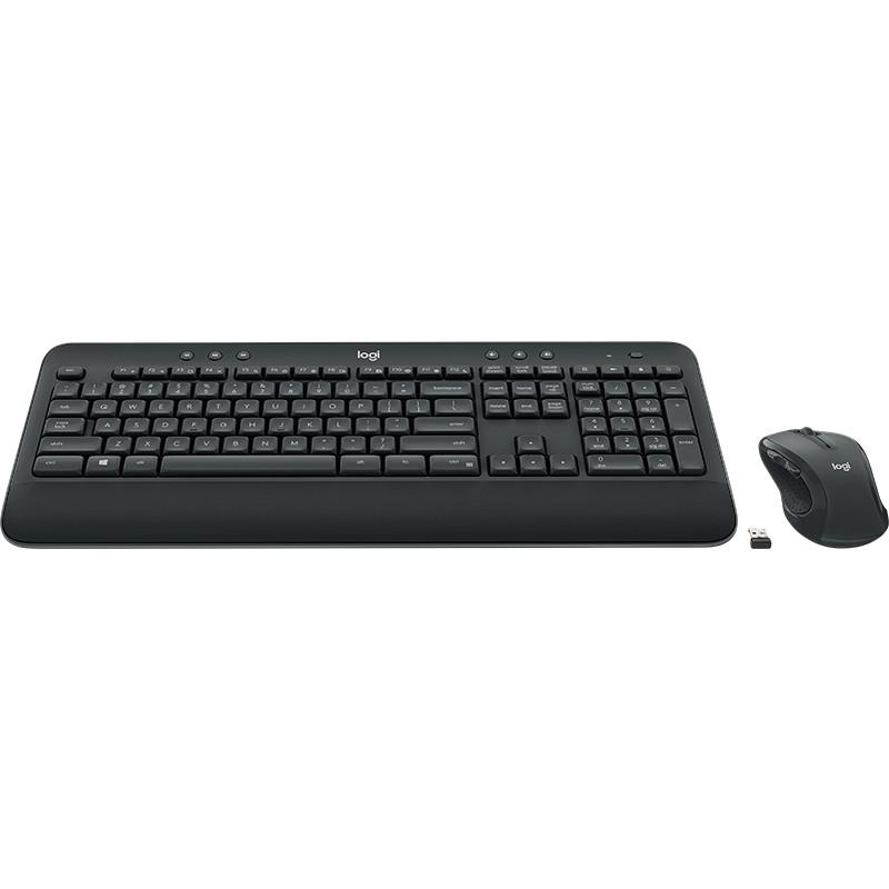 Logitech 羅技 MK545 無線鍵盤滑鼠組合 防潑水鍵盤【宅配免運】