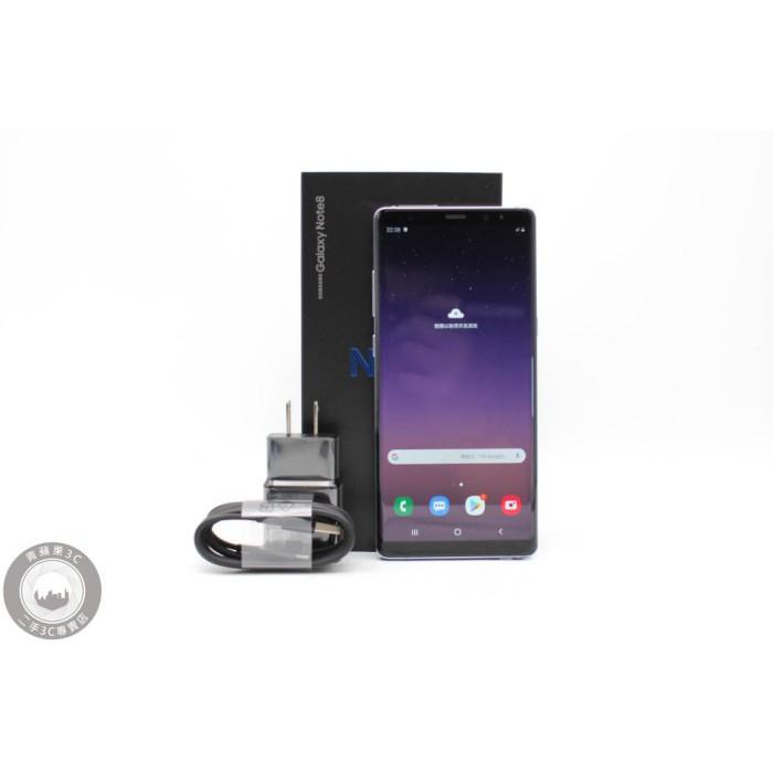【高雄青蘋果3C】Samsung Galaxy Note8 SM-N950F 64GB 紫薰灰 二手手機 #48463