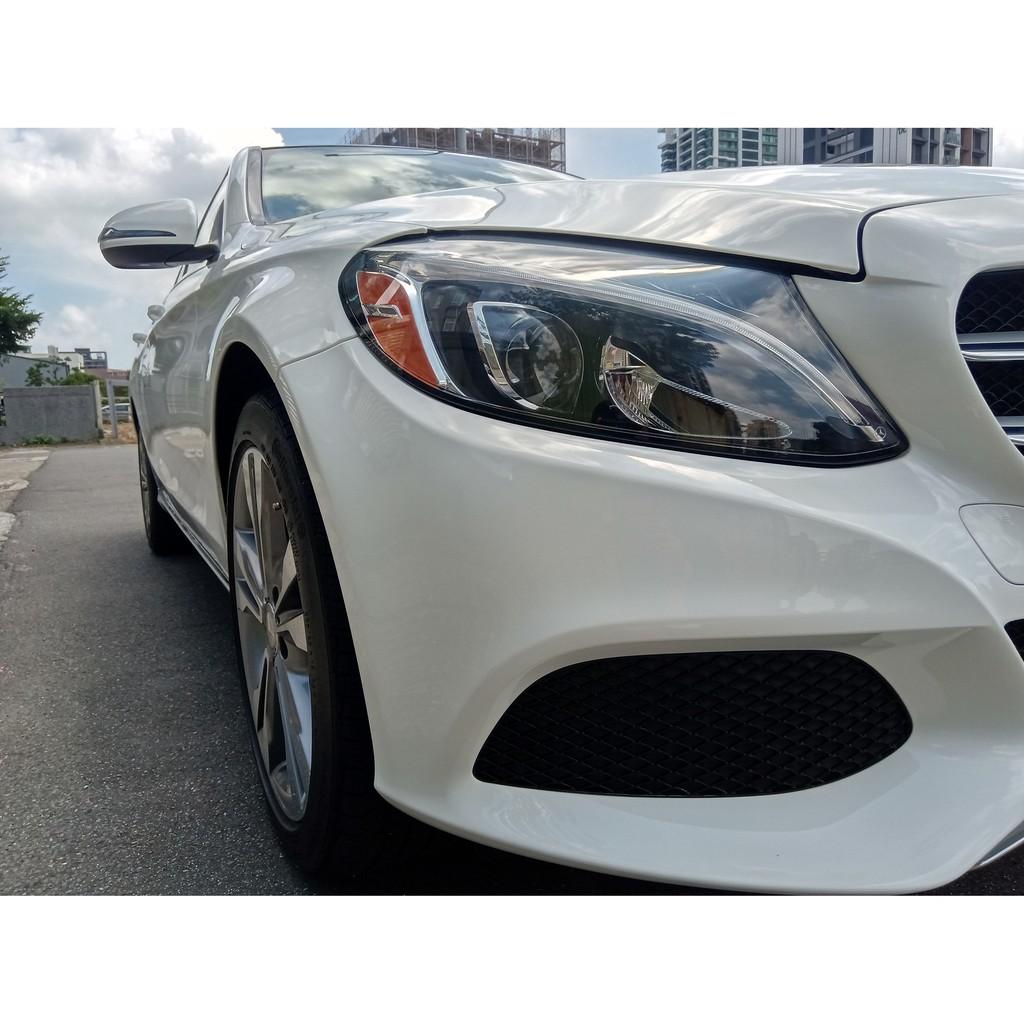 2016 BENZ C300 全車原版件 可以配合任何鑑定中古車新古車外匯車二手車認證車