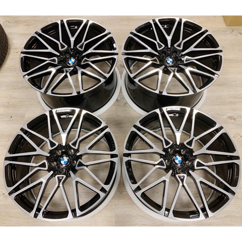 BMW G05 X5  G06 X6 專用前21吋後22吋鍛造前後配鋁圈