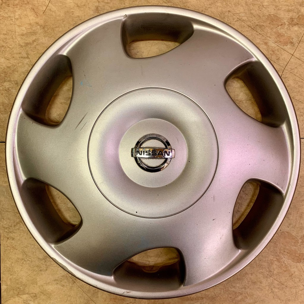 裕隆NISSAN 鐵圈蓋 鋁圈蓋 各式尺寸都有【益和輪胎】