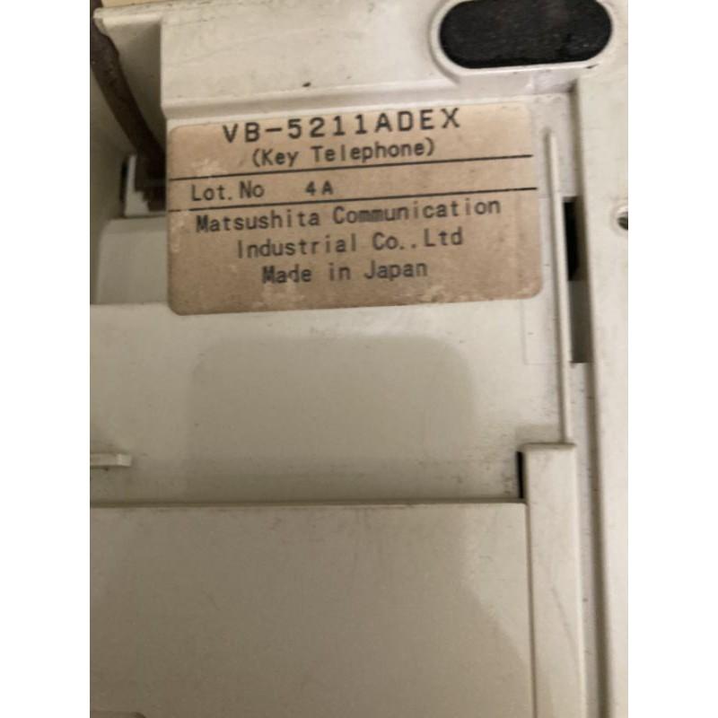 國際牌電話總機系統vb5211~二手~堪用