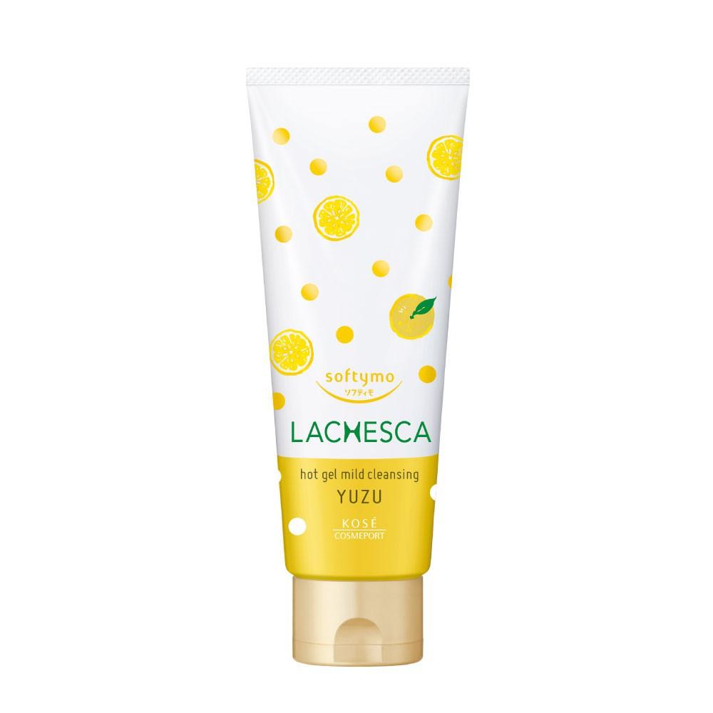 Lachesca自由淨肌零毛孔溫感溫和卸粧凝膠柚香200g【康是美】
