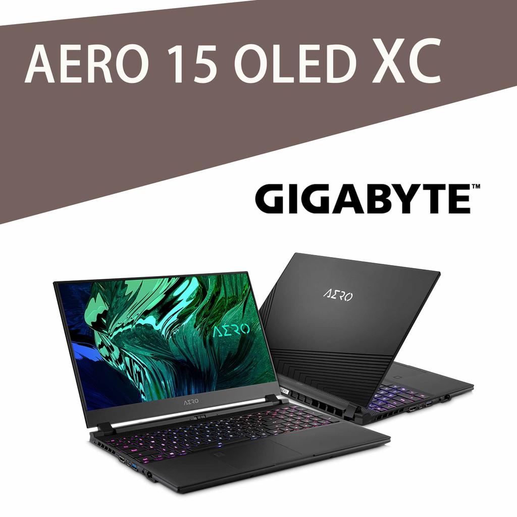 ▎RTX30新品預購 ▎技嘉 AERO 15 OLED XC-8TW5450AP RTX3070