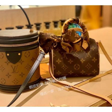 97新 Louis Vuitton LV SPEEDY BANDOULIÈRE 25 附背帶 手提包 M41113枕頭包