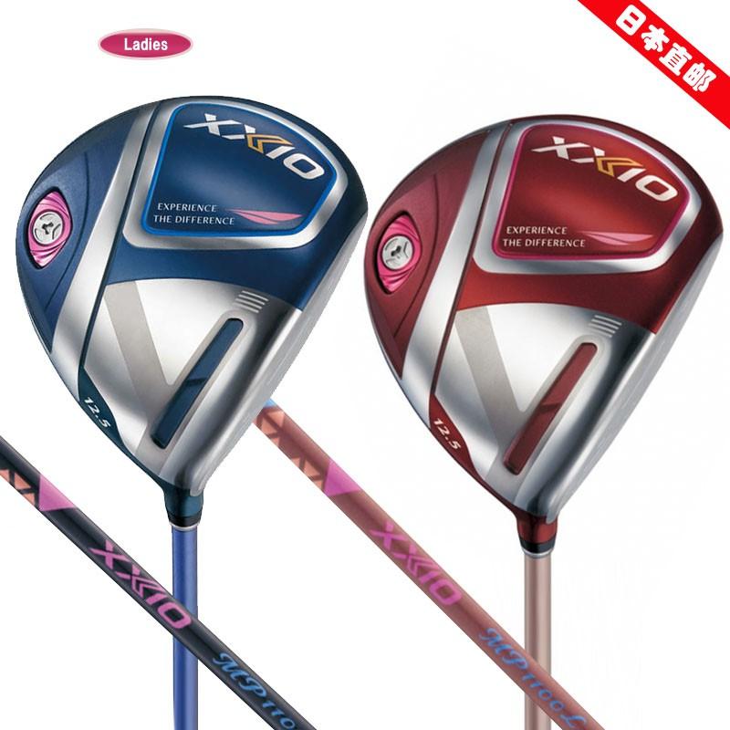 日本代購正品XXIO MP1100 女士一號木發球木開球木XX10高爾夫球桿
