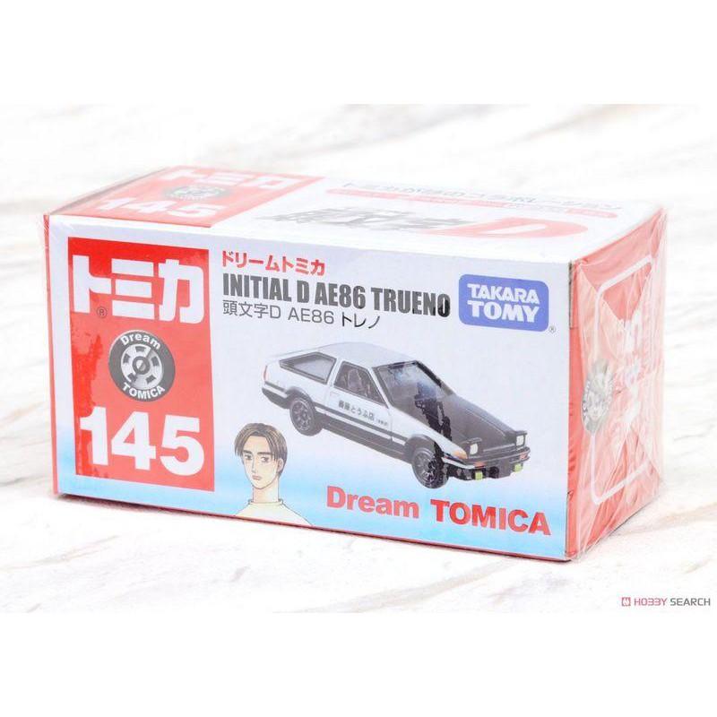 「芃芃玩具」TOMICA 多美小汽車 145 頭文字D AE86 藤原拓海  貨號48646