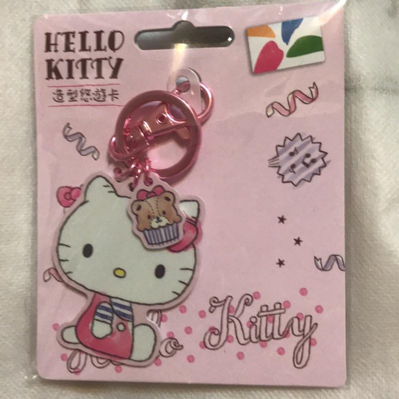 Hello kitty 造型悠遊卡-甜點杯