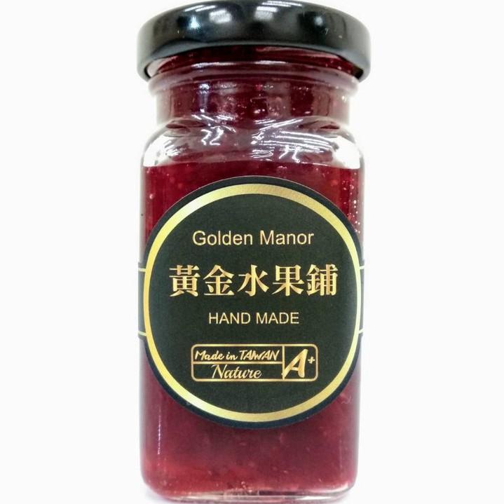 【黃金水果鋪】草莓蔓越莓 手作果醬190g