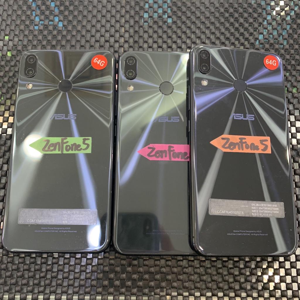 【台機店】Asus ZenFone5 4G 64G 6吋 ZE620KL X00QD 華碩 二手 板橋 台中