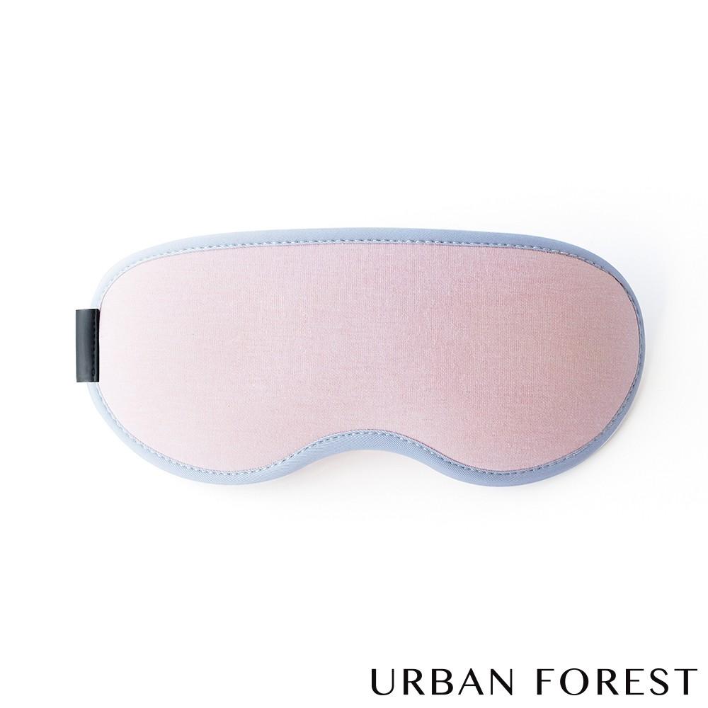 URBAN FOREST都市之森 花卷-旅行眼罩 (櫻花粉)