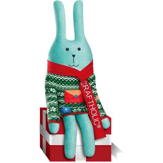 全家 宇宙人 大抱枕 CRAFTHOLIC 兔子款 95CM 抱枕 娃娃