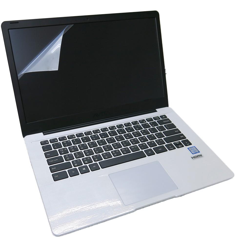 【Ezstick】AVITA PURA NS14A6 靜電式筆電LCD液晶螢幕貼 (可選鏡面或霧面)