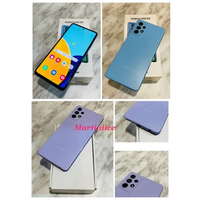 🎉8/25更新!降價嘍!🎉二手機 台灣版 三星Samsung A52 5G (6.5吋 6RAM 128GB 雙卡雙待)