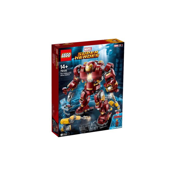 [玩樂高手附發票] 特價 樂高 LEGO 76105 浩克毀滅者