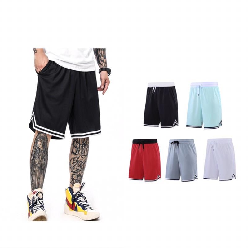 籃球褲 慢跑褲 運動短褲 NBA NIKE同款 LBJ KOBE 拉鍊口袋 復古 透氣 排汗 訓練 戶外