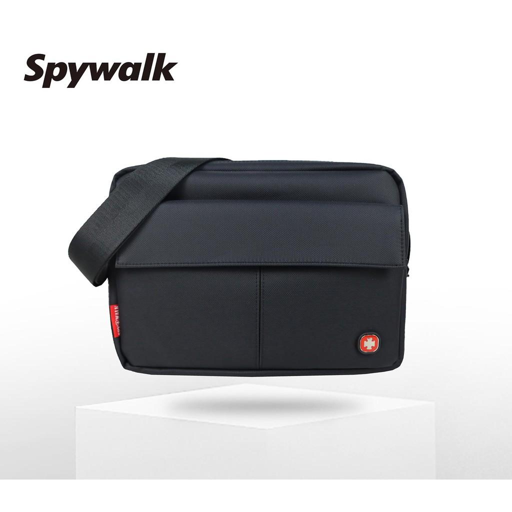 SPYWALK 紅十字口袋側背包 NO:S9351