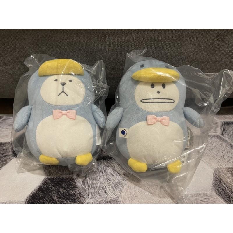 Craftholic 宇宙人 企鵝 大抱枕 玩偶