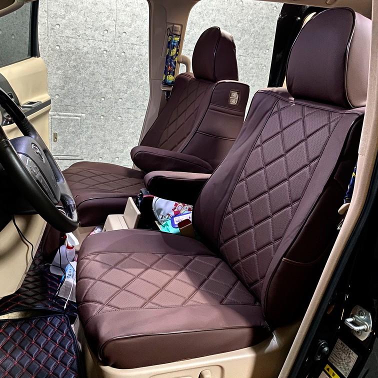 【數碼5D車配職人】數碼王椅套-半牛皮全包款  Previa椅套 Alphard椅套 Sienna椅套
