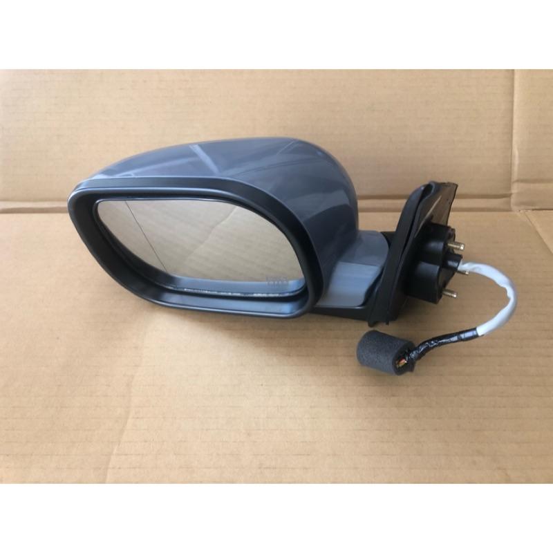 三菱 GRUNDER 05 06 07 原廠全新品 電折+除霧+方向燈 電動後視鏡 9線