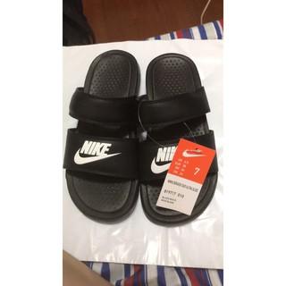 US 7號Nike全新正品現貨 黑色Nike Kawa Shower 夏日拖鞋 內海綿 運動拖鞋819717 010 臺北市