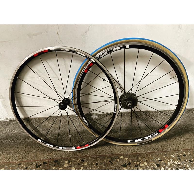 Shimano R500 鋁合金輪組