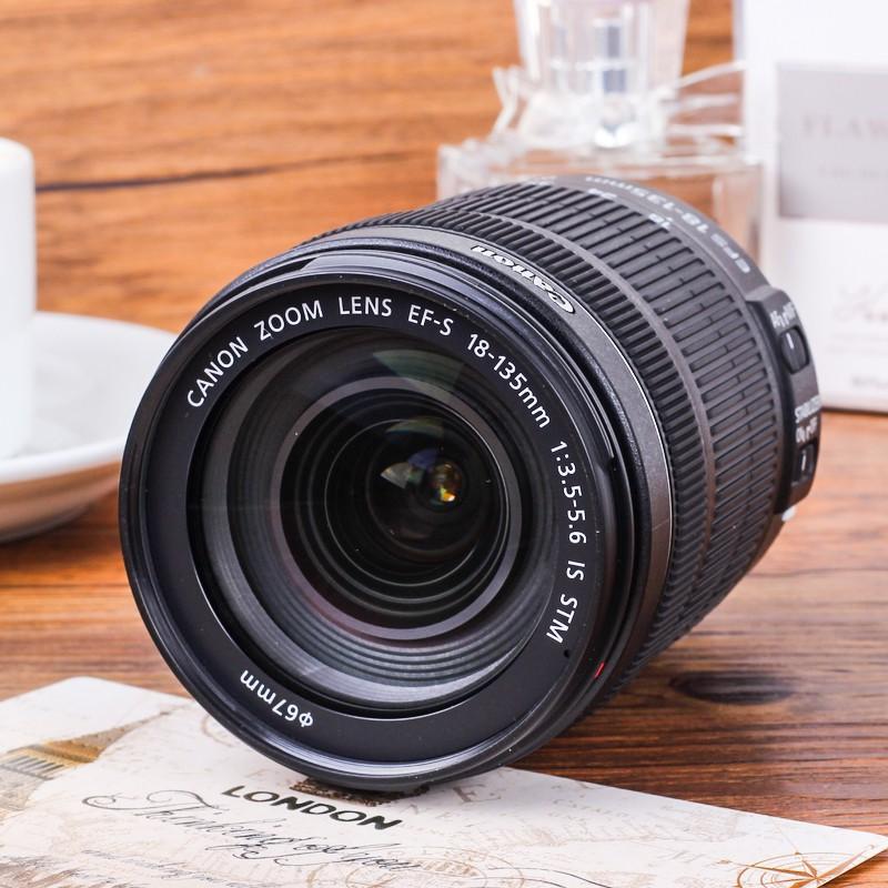 二手Canon佳能 18-200IS 18-135IS STM 變焦中長焦鏡頭索尼55-210