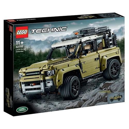 LEGO 樂高積木 42110 Land Rover Defender 科技 Technic 系列