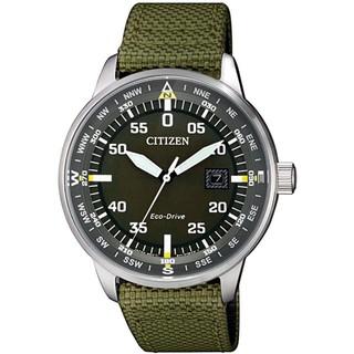 CITIZEN星辰復刻潮流光動能腕錶(BM7390-22X)-墨綠 基隆市