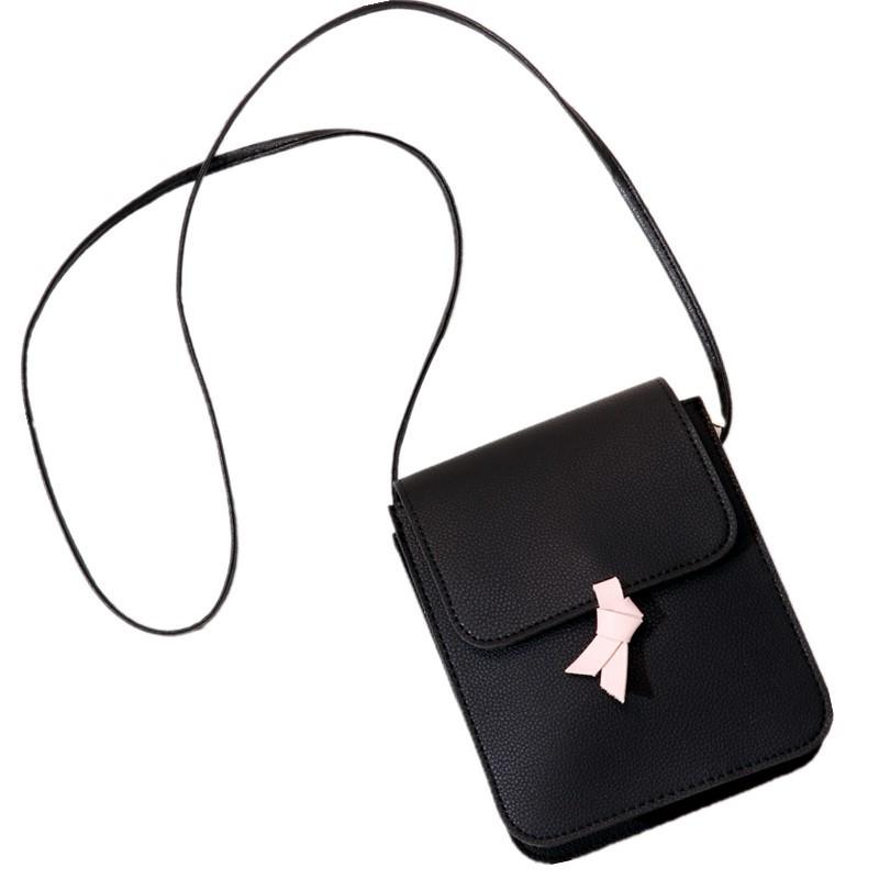 手機包女 新品拉鍊撞色女包斜背包正韓小方包單肩包迷你小包包潮