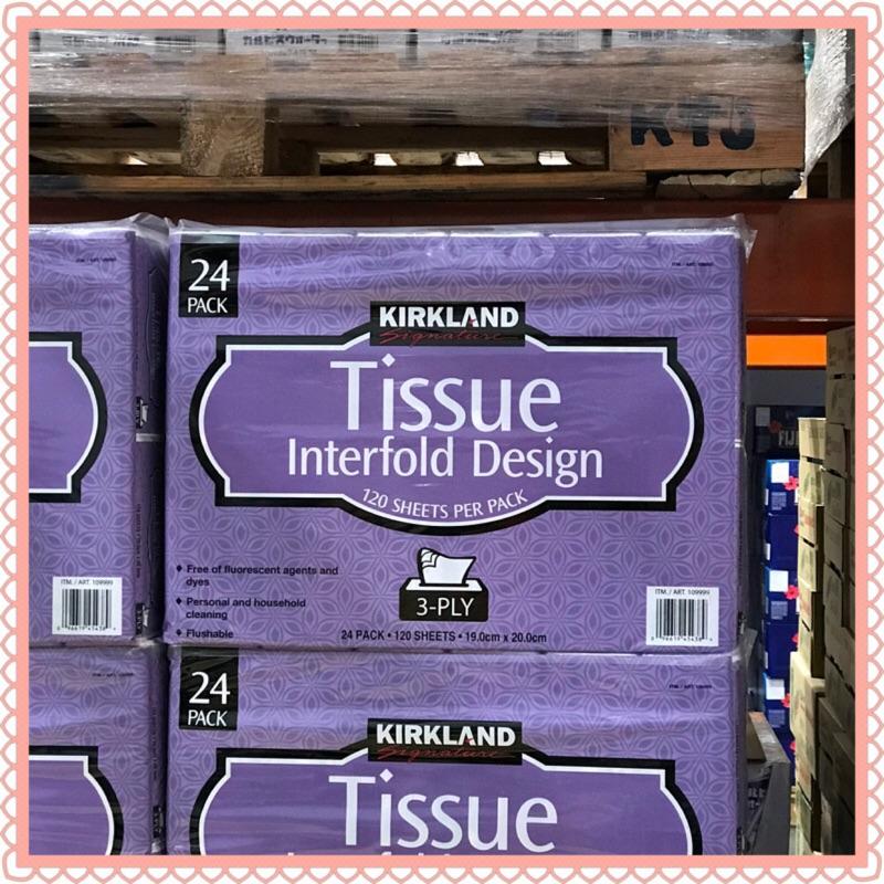 現貨~COSTCO好市多代購 科克蘭自有品牌KIRKLAND三層抽取式衛生紙/三層衛生紙/分購