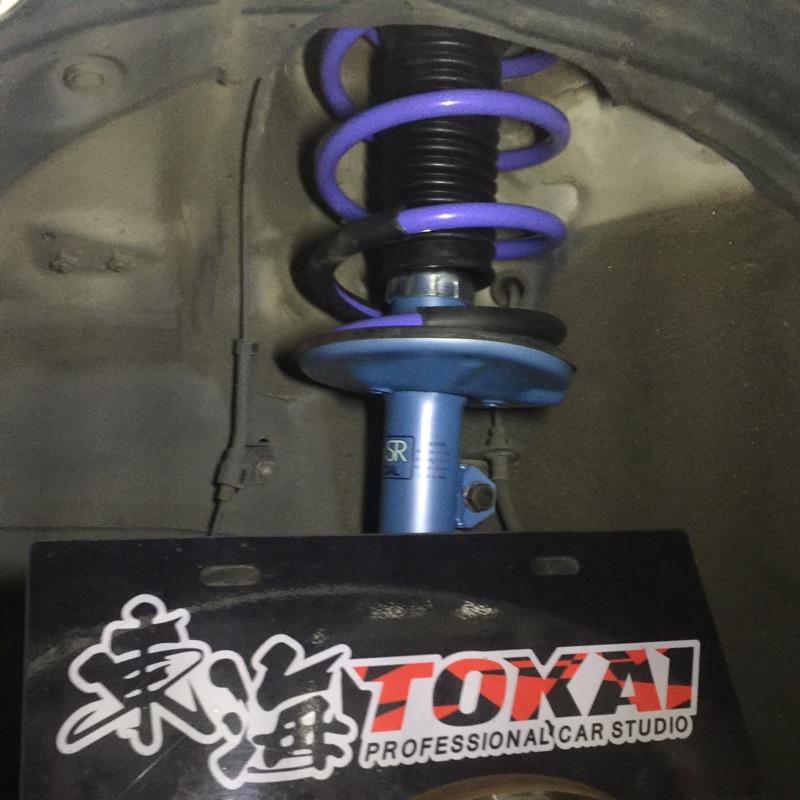 豐田ALTIS KYB藍桶NEW SR搭配TS性能版彈簧總成件 完工價
