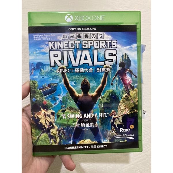 Xbox one 中文版 運動大會 對抗賽 遊戲光碟 ( 體感 Kinect
