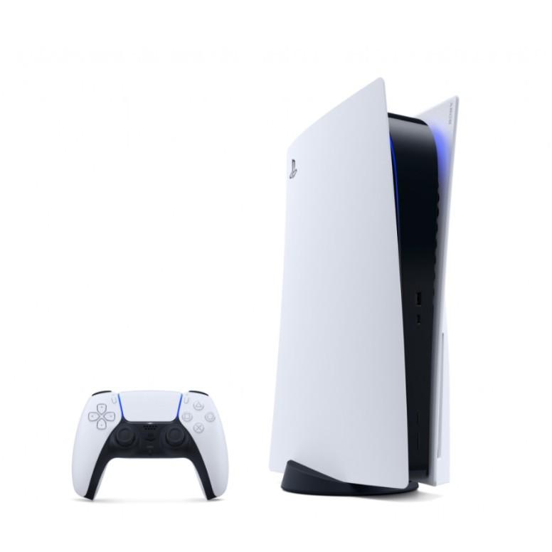 PS5主機  friday購物購入 台灣公司貨 PS5 PlayStation5 光碟機版
