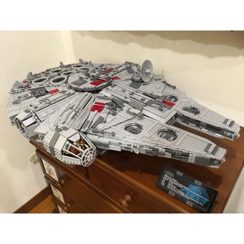 LEGO 10179 星際大戰 千年鷹