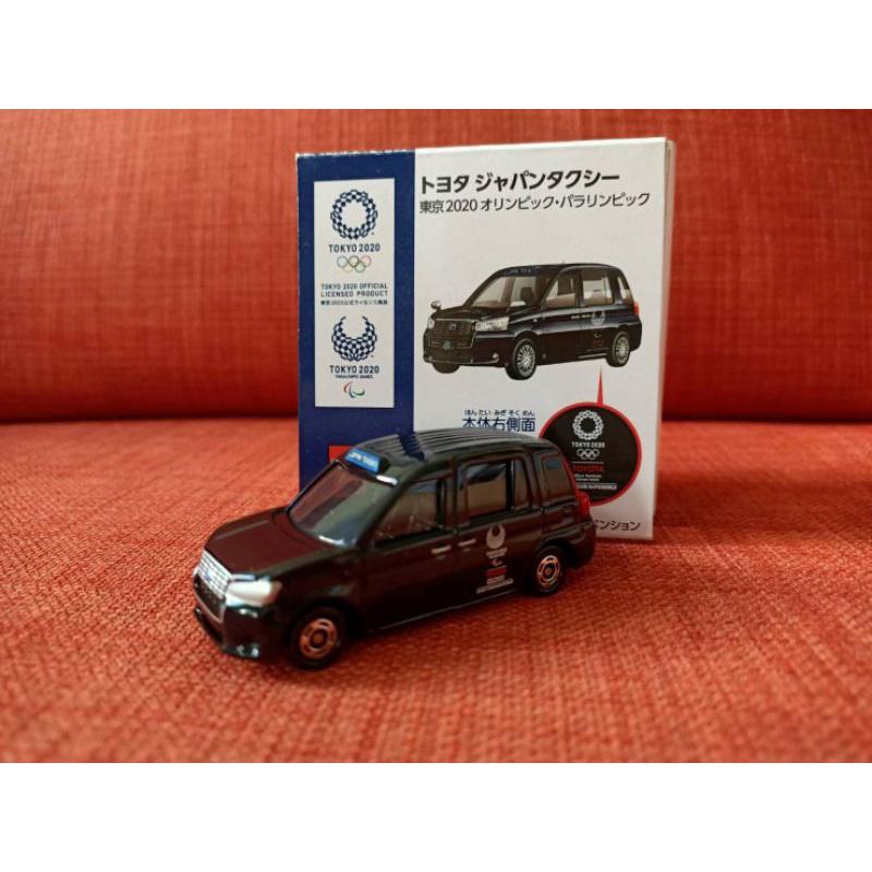 現貨在台 全新 日版 多美 Tomica 2020 東京奧運 東奧 計程車 限定版 taxi(請勿直接下標,私聊先)
