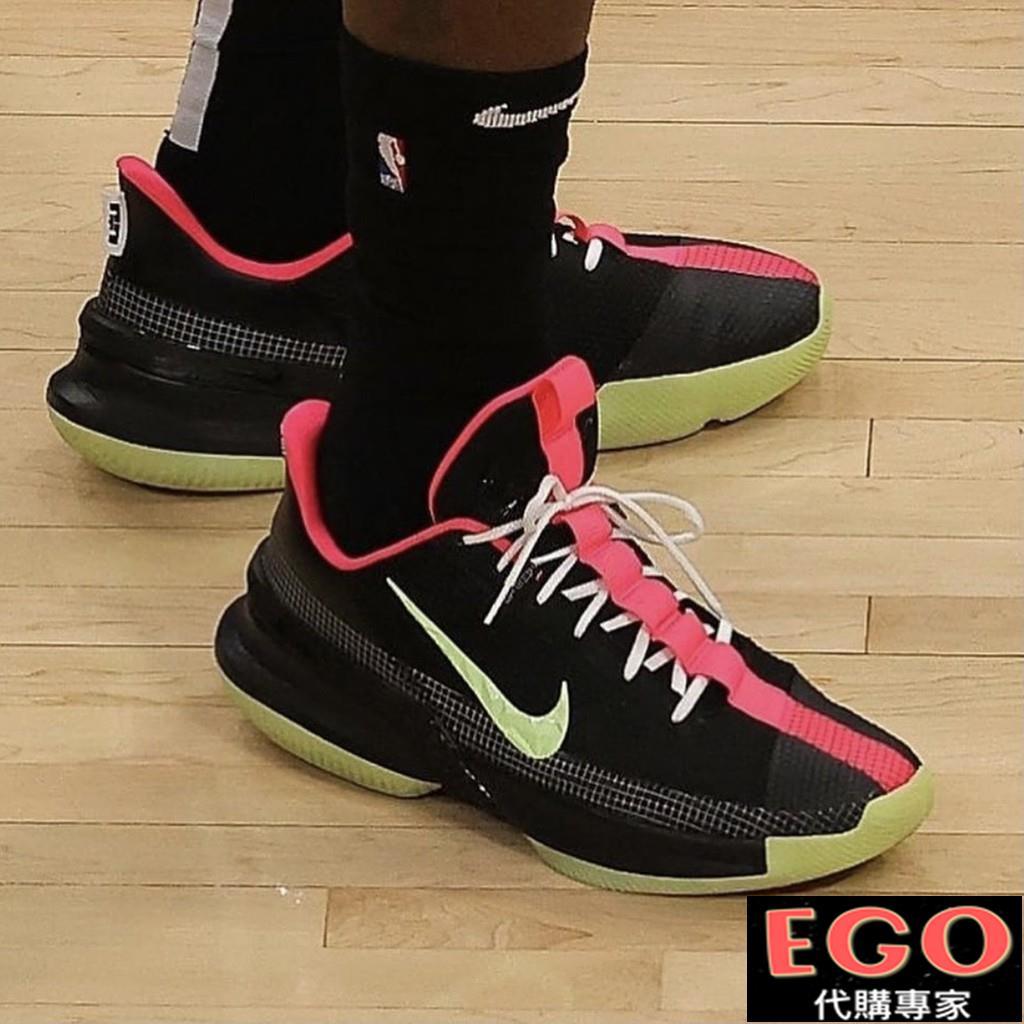 Nike Ambassador XIII CQ9329-001 籃球鞋 Yeezy 黑鷹配色 夜光EGO