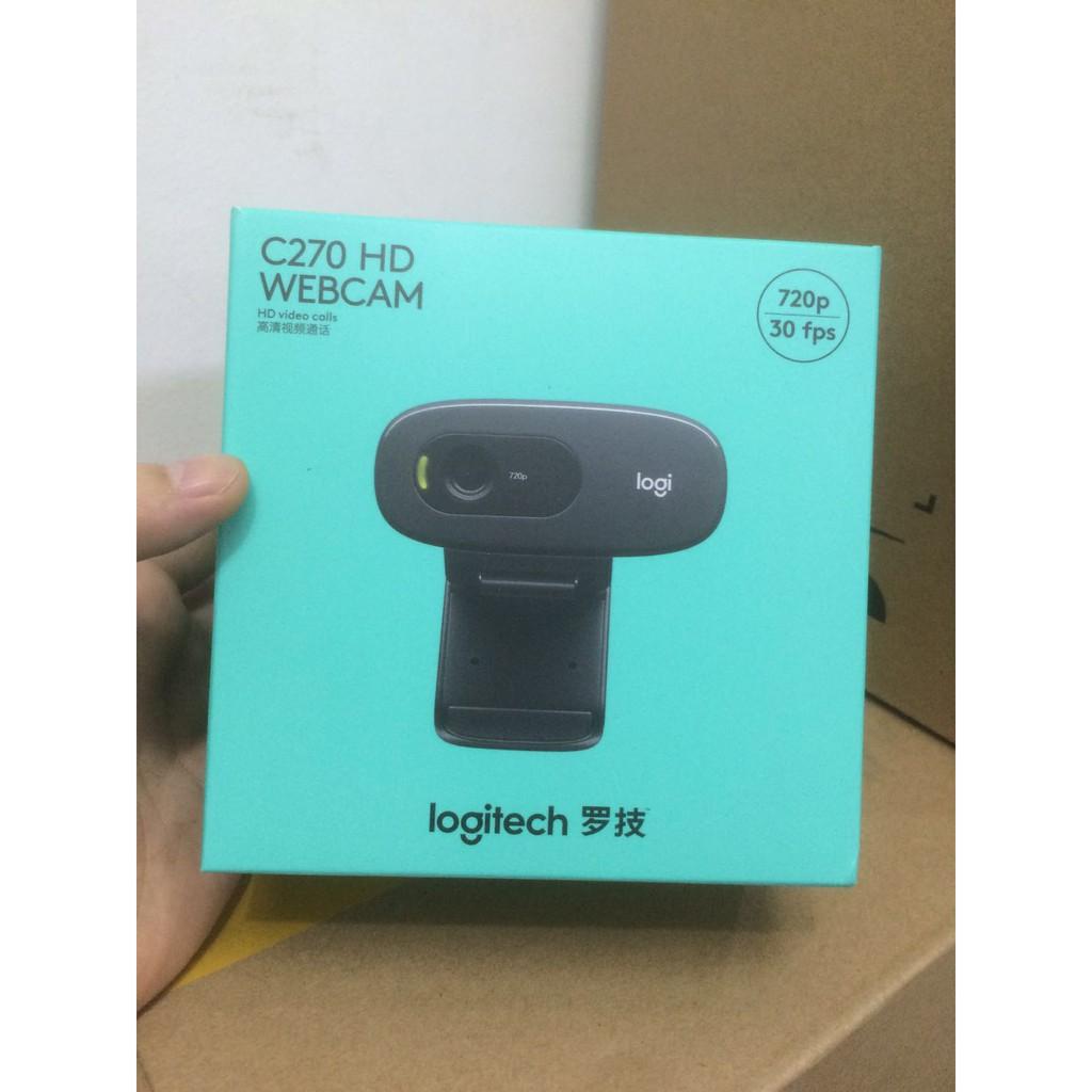 {現貨}盒裝正品 羅技C270/C310/B525高清電腦攝像頭C670i網課攝像C525