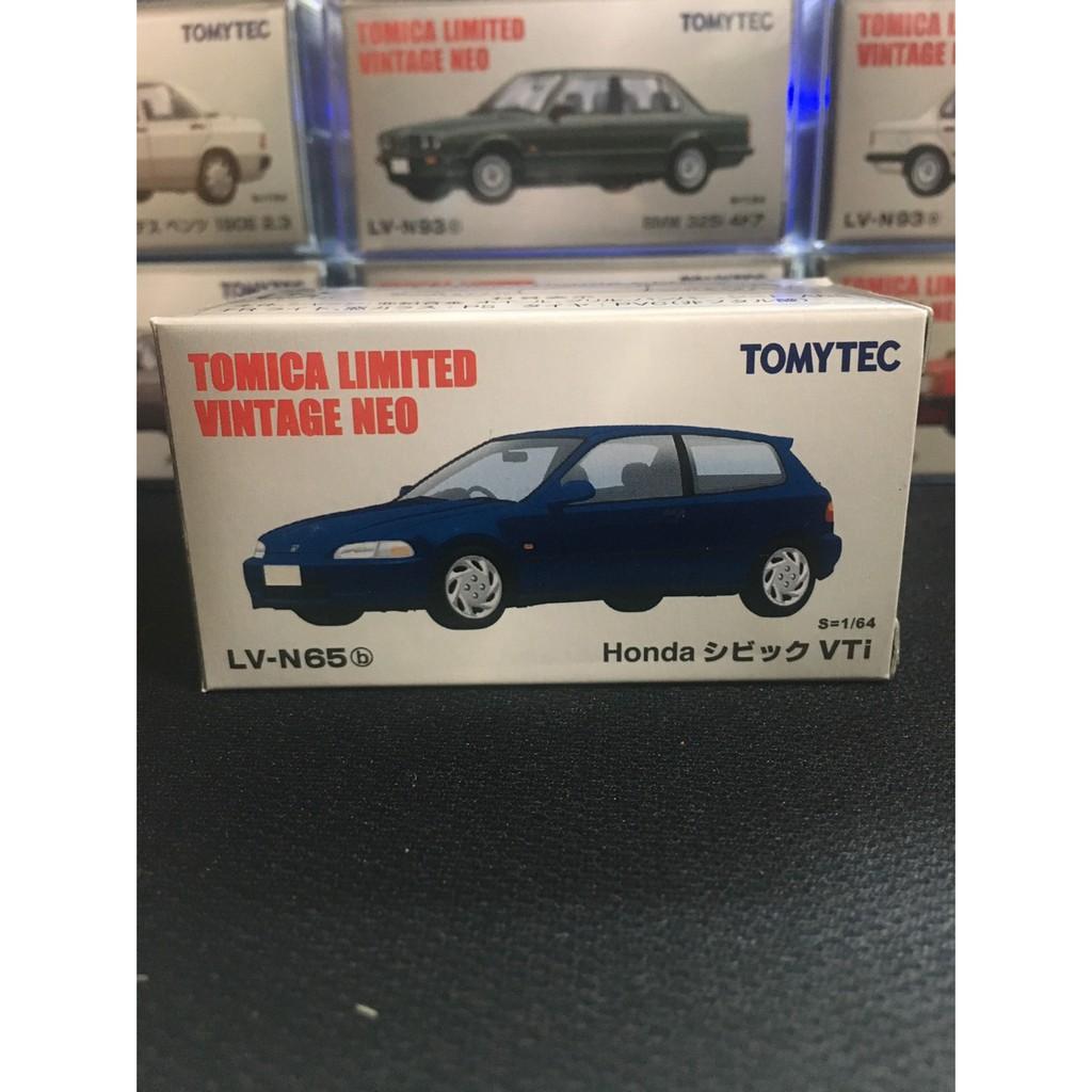 TOMICA TOMYTEC LV-N65b HONDA civic eg6