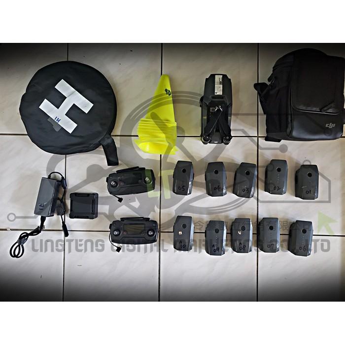 ( 台灣空拍證照術科訓練組合 ) 整台mavic  pro空拍機、配備、教練、課程出租,雙遙控器教學,免責不用怕摔機。