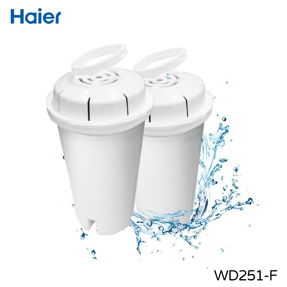 【Haier 海爾】 小海豚瞬熱式淨水器 濾心 WD251 WD252可用